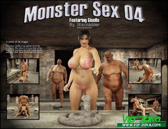 Monster Sex 01-07