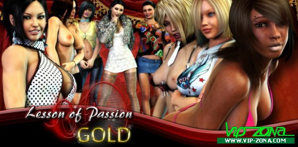 [Sex Games]Sexandglory & Lesson of Passion Games Collection