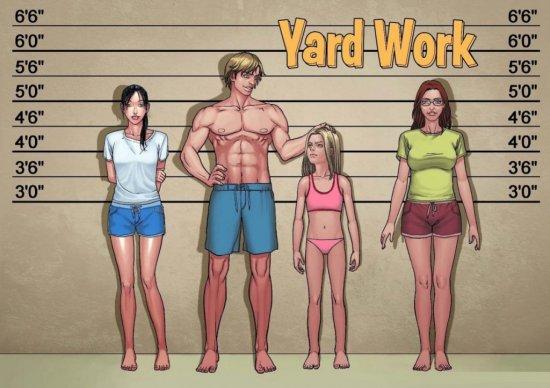 Dream Tales - Yard Work 1-11
