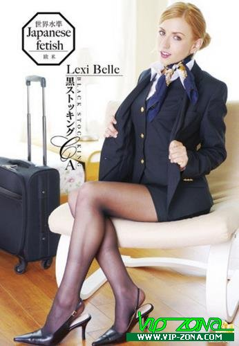 Lexi Belle - Black Stocking (2011/AOZORASOFT.COM/SD)