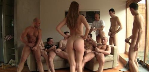 ALEXIS CRYSTAL - HARD - GANG BANG PARTY (2018/FullHD)