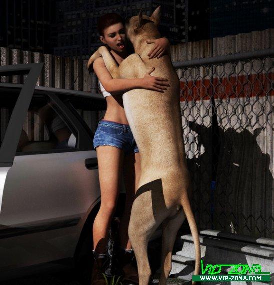 [Jaydog] Tales From The Bark Side - BELLA`S AFFAIR